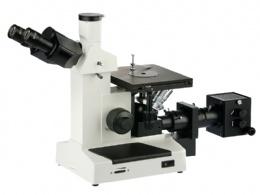 4XC电脑数码 倒置金相显微镜