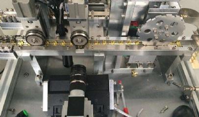 检测生产自动化