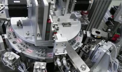 检测装配自动化