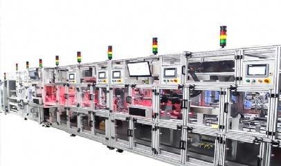 检测自动化生产线